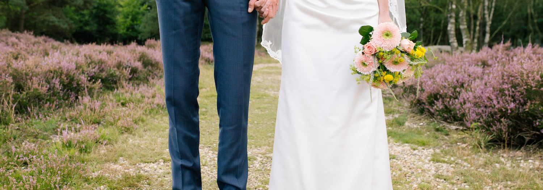 Bruiloft Bram en Jozien
