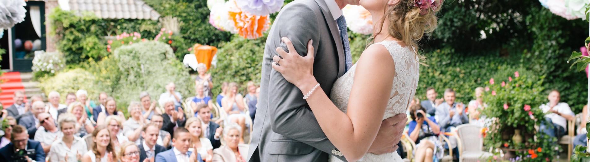 Bruiloft Alex en Marjolein