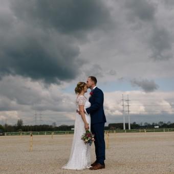Bruiloft Justin en Leontien